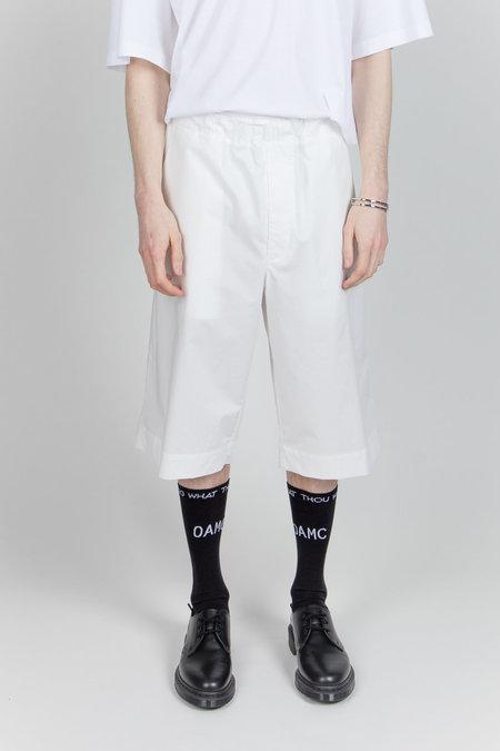 Jil Sander Wide Shorts - White