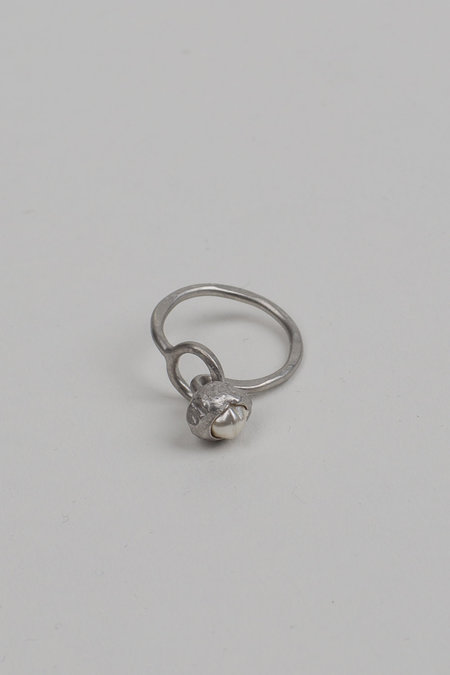 Dries Van Noten Pearl Ring