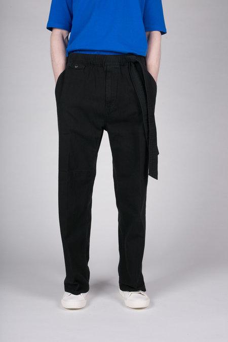 Christian Dada Baker Trousers - Black