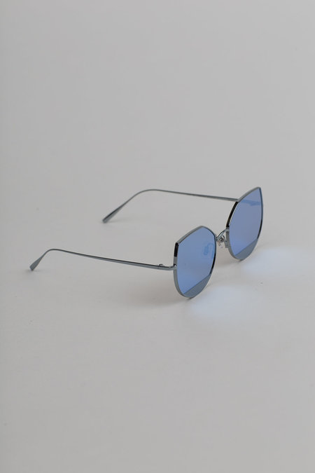 Gentle Monster US 101 Sunglasses - Blue