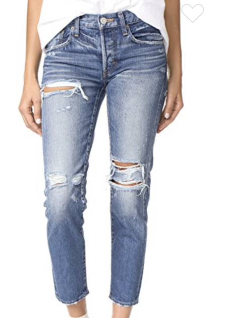 Moussy MV Ideal Tapered Jeans