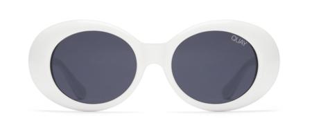 QUAY Australia QUAY FRIVOLOUS - White/Smoke Lens