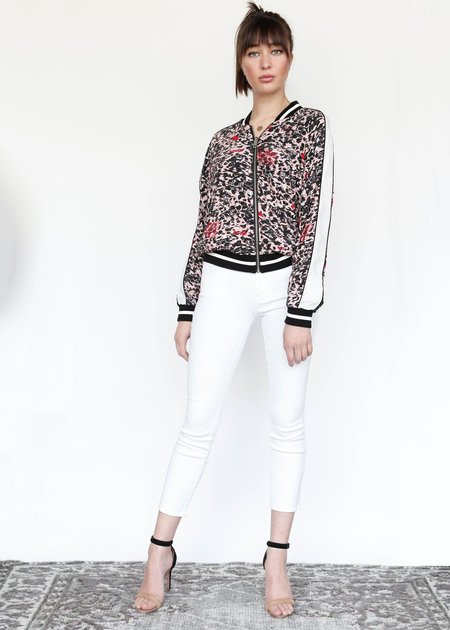 Zadig & Voltaire Billy Leo Ohtake Reversible Jacket - Bubble Gum