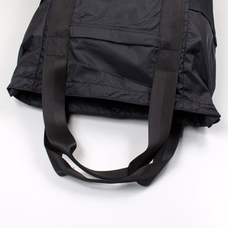 Unisex Norse Projects Hybrid Backpack Bag - Black