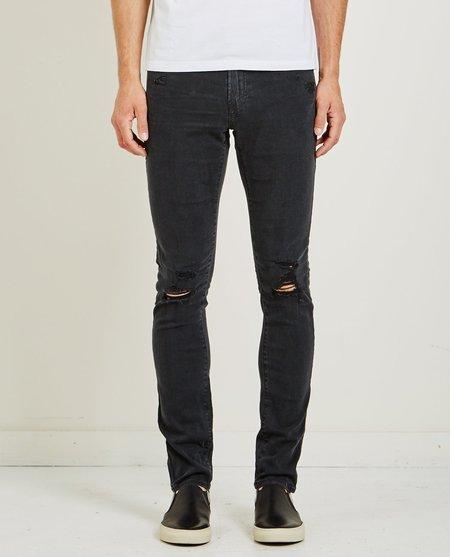 AG Jeans STOCKTON JEAN - 3 YEARS BLACK ASH
