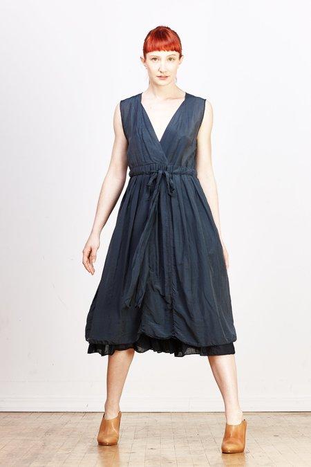 CP SHADES Cotton/Silk Julia Dress - Ink