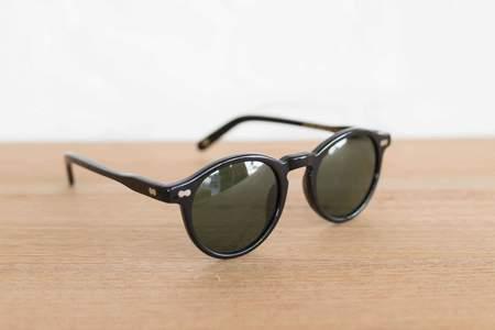 Moscot Miltzen Sunglasses - Black