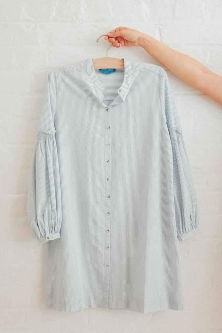 M.i.H. Jeans Myers Dress - Baby Blue
