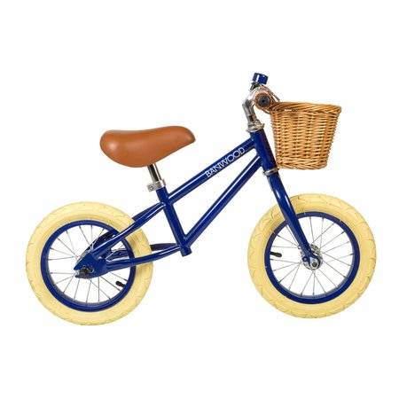 Kids Banwood Balance Bike - Blue