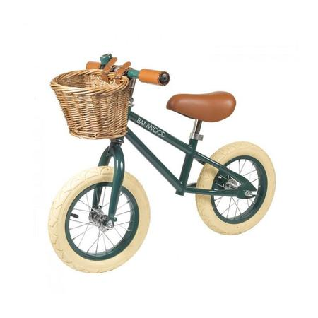 Kids Banwood Balance Bike - Green
