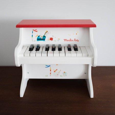 Kids Shop Merci Milo Les Zig et Zag Mini Piano
