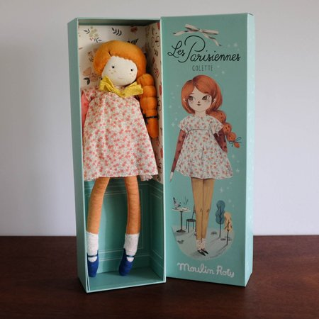 Kids Moulin Roty Mademoiselle Colette Doll