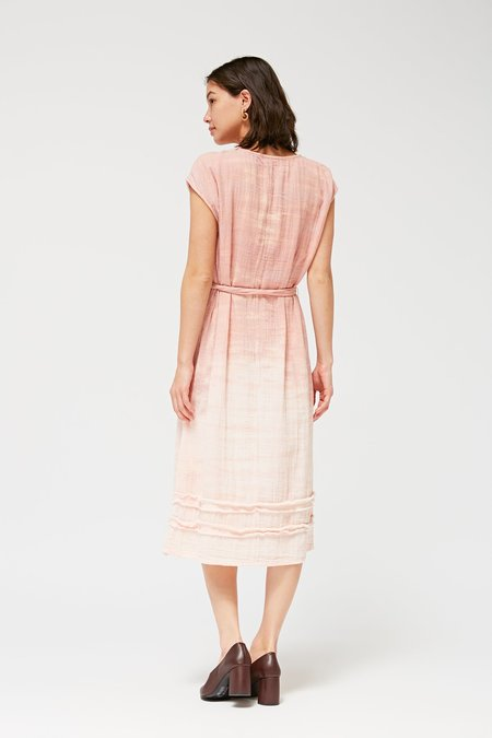 Lacausa Honey Dress - Sunrise Wash