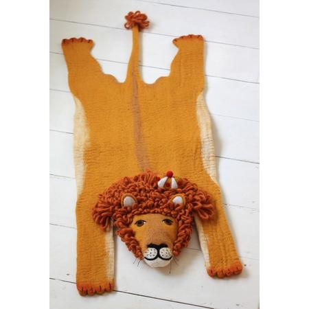 Kids Shop Merci Milo Prince Leo the Lion Rug