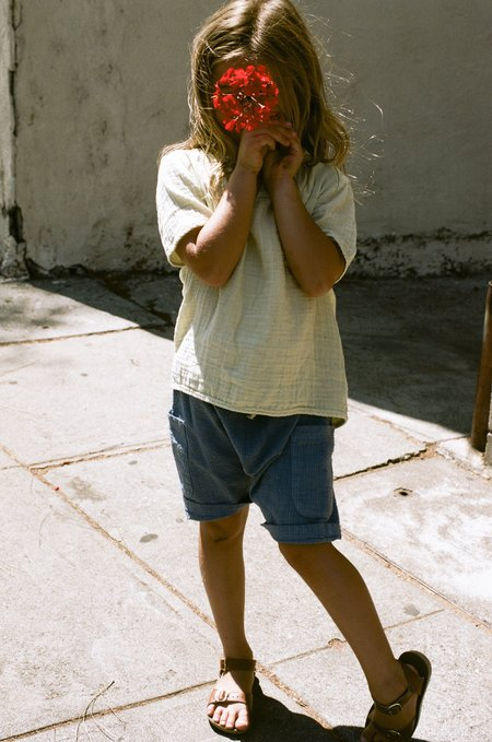 KIDS Boy+Girl Short Sleeve Kurta