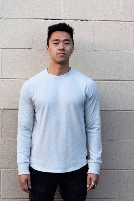 Craft of Lyfe ADAN Sweater - Light Grey