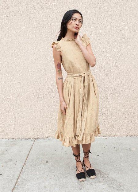 Atelier Delphine Holliday Dress - Dune