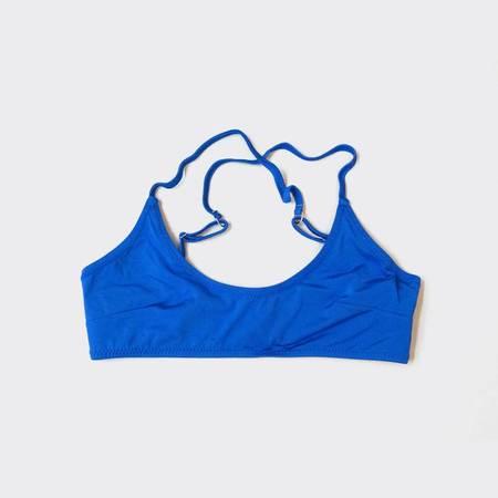Bower Swimwear Catroux Bikini Top - Majorelle