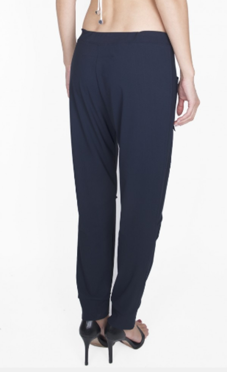 Shan Trousers - Midnight