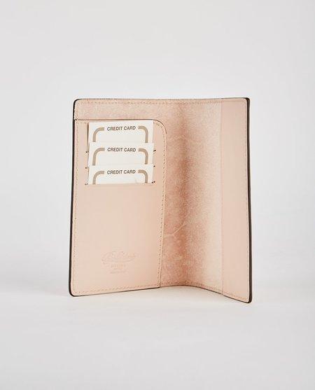 Boldrini Calf Leather Passport Holder