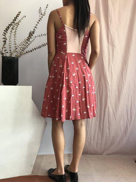 Meemoza Robe Erin - Flamingo