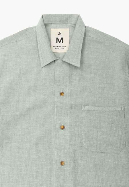 New Market Goods Kotwali Box Button-Down
