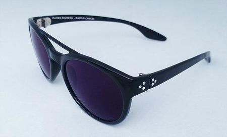 Maison Bourdon Unnamed Sunglasses - Black