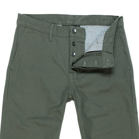 Left Field NYC Kerouac Chino - Army Duck