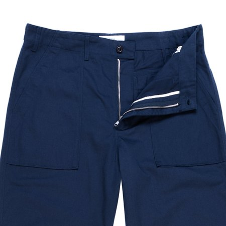 Universal Works Fatigue Pant - Navy Twill