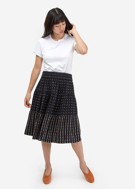 Ace & Jig Voyage Clara Skirt - Textured Dots