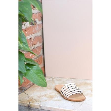 Ball Pagès Slider Calada Sandals - Natural