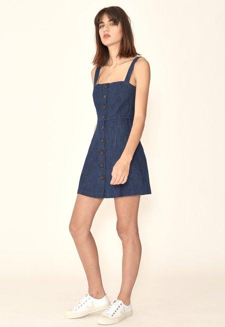 Capulet Emma Mini Dress - Denim