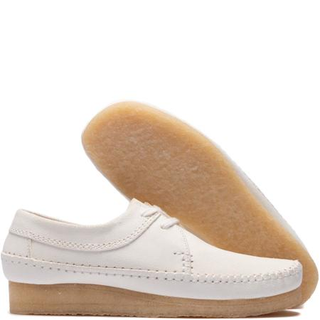 Clarks Originals Weaver Suede - White