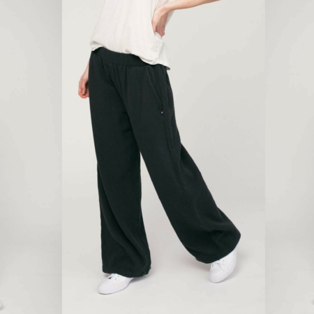Sol Angeles Crepe Wide Leg Pant