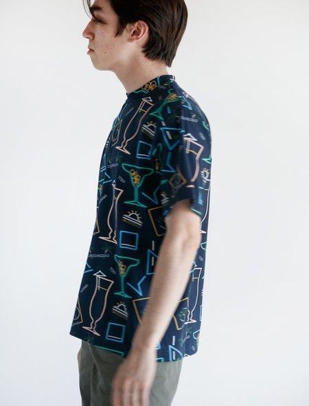 Sunnei Mens Cocktail T-Shirt