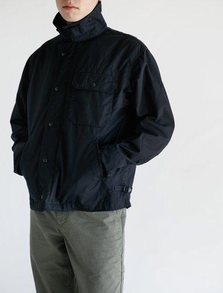 Engineered Garments NA2 Jacket - Dark Navy Poplin