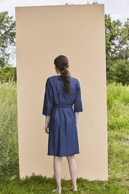 Eve Gravel Old Ideas Dress/Jacket