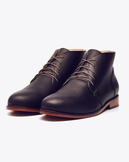 Nisolo Emilio Chukka Boot Noir
