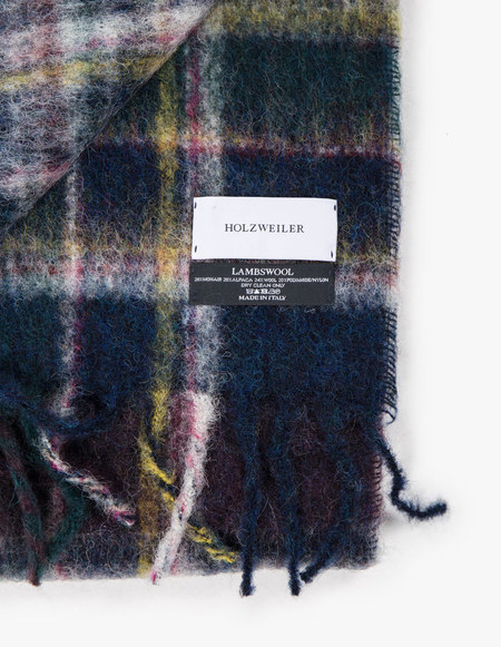Holzweiler Fresia Check Scarf - Attraction
