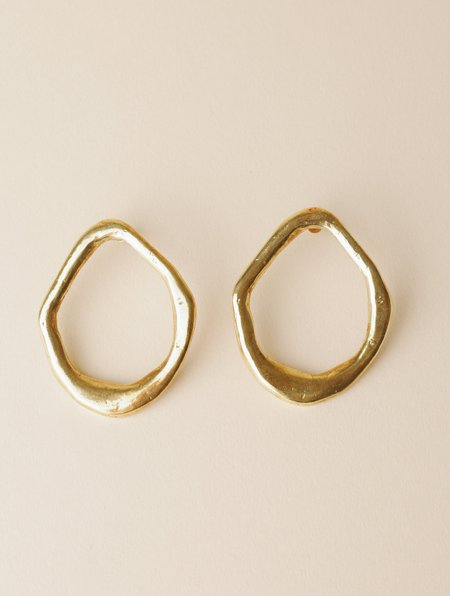 BY NYE Aphrodite Earrings - Gold