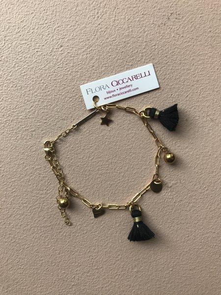 Flora Ciccarelli Chaine Rectangulaire Bracelet