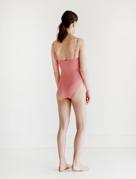 Her Line Sabine One Piece - Dusted Pink