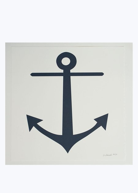 Banquet Atelier & Workshop Anchor Print