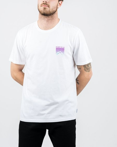 Penfield Caputo Graphic T-Shirt - white