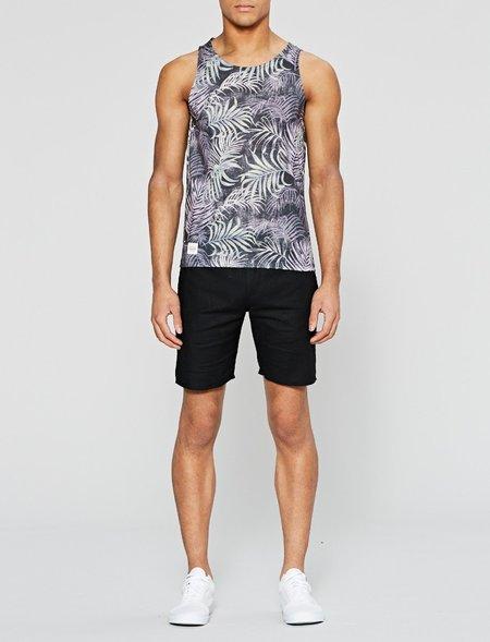 Native Youth Calshot Vest - Black
