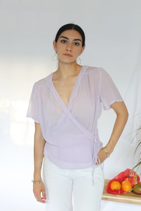 Lacausa Pantry Top - Lavender