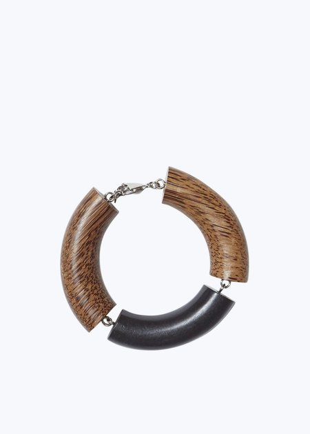 Orly Genger by Jaclyn Mayer Large Eve Bracelet
