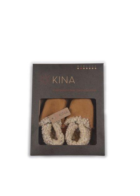 Kids Nui Organics Kina Bootie - Natural