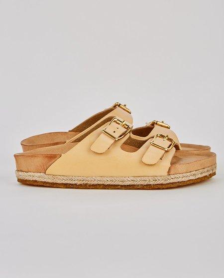 Yuketen Arizonian Strap Sandal - Tan