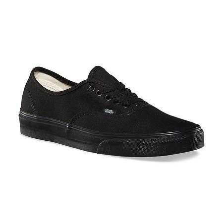 Vans Authentic Sneakers - Black/Black